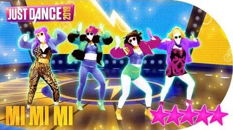 Mi Mi Mi (Sassy Version) - Just Dance 2019