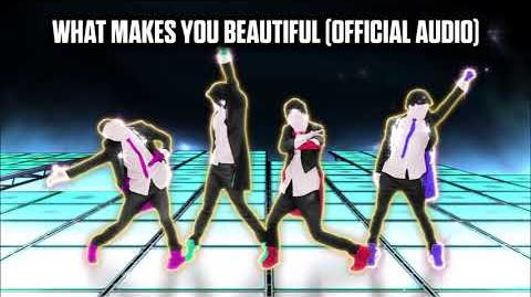 What Makes You Beautiful (Official Audio) - Just Dance Music