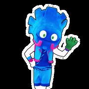 Blue coach 1