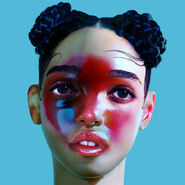 FKATwigs Lp1AlbumCover