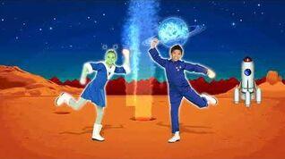 Interstellar Simon - Just Dance Kids 2014 (No GUI)