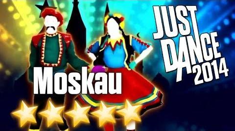 Just Dance 2014 - Moskau - 5 stars