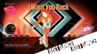 Just Dance 2 - I Want You Back