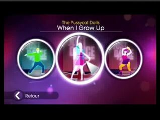Just Dance 2 - When I Grow Up (Contest Winner 2)