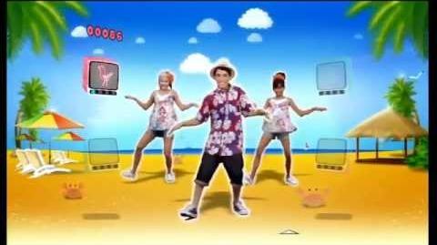 Just Dance Kids Song Lyrics for children - Hot, Hot, Hot