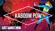 KABOOM POW
