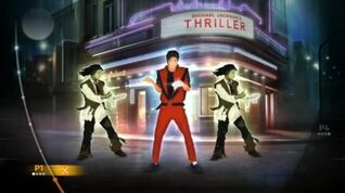 Just Dance - Thriller