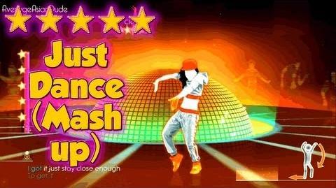 Just Dance 2014 - Just Dance (Dance Mash-Up) - Alternative Mode Choreography - 5* Stars