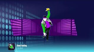 Just Dance 2018 (Unlimited) - Good Feeling