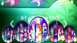 Just Dance 3 Special Gift Unlockable Tracks on Wii Special Edition