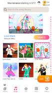 Loveward jdnow menu phone 2020