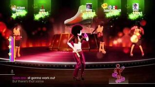 Never Can Say Goodbye - Just Dance 2015