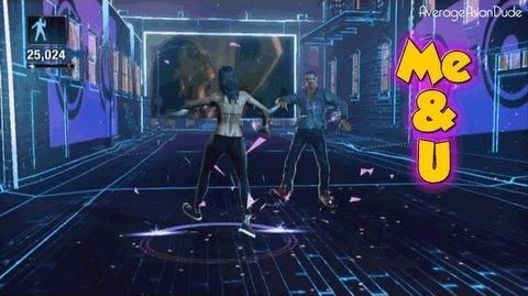 The Hip Hop Dance Experience - Me & U - Go Hard Difficulty