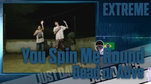 You Spin Me Round (Like a Record) (Community Remix) - Just Dance 2015
