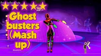 Just Dance 2014 - Ghostbusters (Dance Mash-Up) - Alternative Mode Choreography - 5* Stars