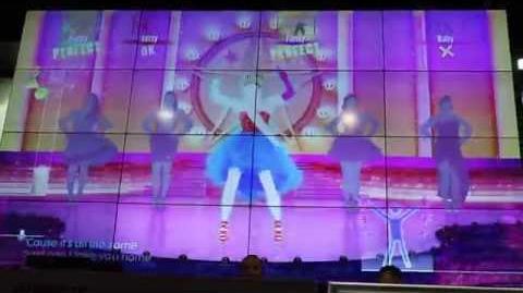 Just Dance 2017 - I Love Rock 'N' Roll BGS 2016