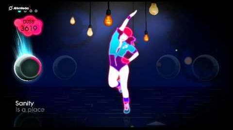 Just Dance 2 Extra Songs Maniac Michael Sembello (Solo)-(DLC JD2) 5*