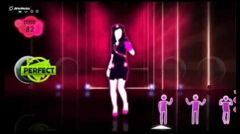 Just Dance 2 Toxic, The Hit Crew (Solo) 5*