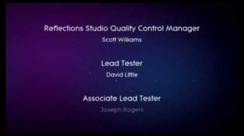 Just Dance 4 Credits (Wii)