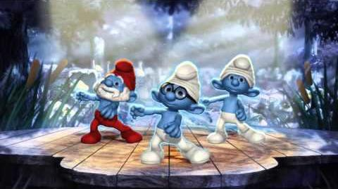 Smurfs Dance Party - Very Blue Moon