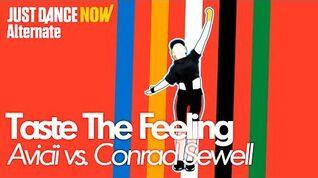 Taste The Feeling (Alternate) Just Dance Now