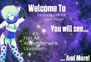 Welcome heyppls