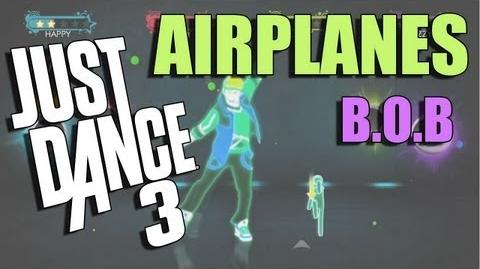 Airplanes - Just Dance 3 Gameplay Teaser (US)
