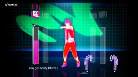 Just Dance 1 Girls & Boys, Blur