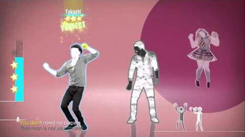 Just Dance 2016 - Blurred Lines - Robin Thicke featuring Pharrell Williams - 100% Perfect FC 11