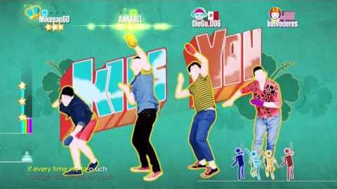 Kiss You - Just Dance 2015