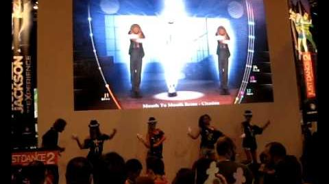MICHAEL JACKSON THE EXPERIENCE (SMOOTH CRIMINAL) GAMEFEST -PSICOCINE-