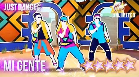 Mi Gente - Just Dance 2018