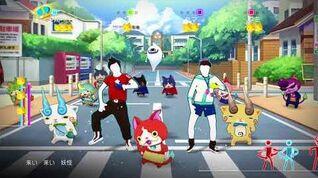 Yō-kai Taisō Dai-ichi - Yo-kai Watch Dance Just Dance Special Edition