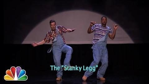"""Evolution of Hip-Hop Dancing"" (w Jimmy Fallon & Will Smith)"
