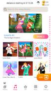 Loveisall jdnow menu phone 2020