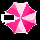 PinkUmbrellaSkin