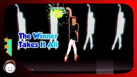 The Winner Takes It All - Just Dance 2019