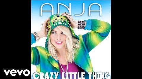 ANJA - Crazy Little Thing (Official Audio - from Just Dance 4)