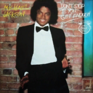 Dontstop mj cover generic