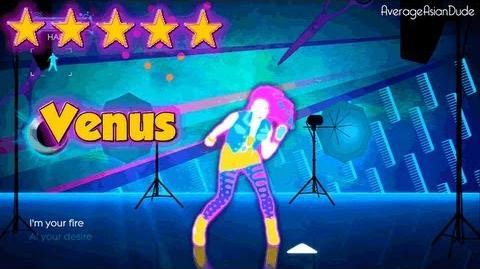 Just Dance 3 - Venus - 5* Stars