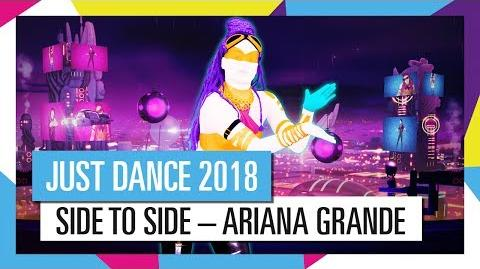 SIDE TO SIDE – ARIANA GRANDE FT