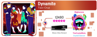 Dynamite M617Score