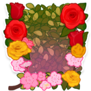 Flowers jd2020 skin
