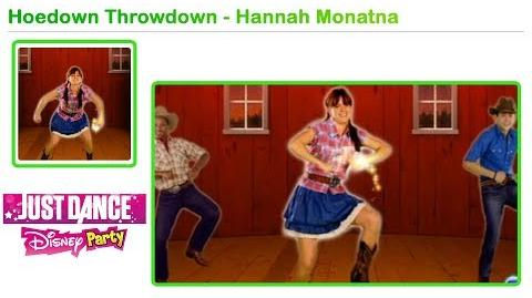 Hoedown Throwdown - Just Dance Disney Party