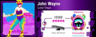 JohnW M617Score