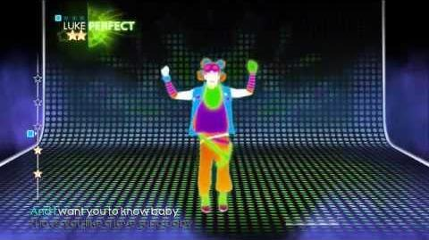 Just Dance 4 Dance Mash-Up - Love You Like a Love Song (5 Stars)-0