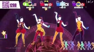 Just Dance Now Slumber Party (5 stars)