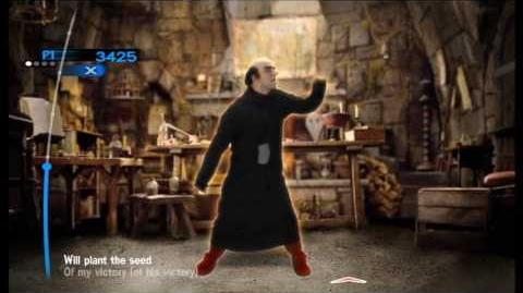 The Smurfs Dance Party Gargamel