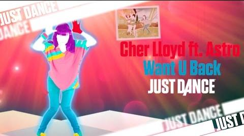 Want U Back - Cher Lloyd ft