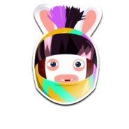 Animals rabbid ava